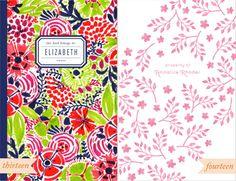 Beautiful handmade note book covers