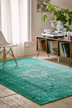 Chroma Overdyed Rug