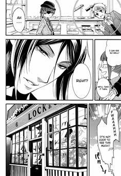 Read manga Kuroshitsuji 085: That Butler, Glide online in high quality