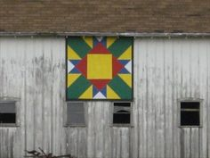 Turnabout T – Wall Lake, IA - Painted Barn Quilts on Waymarking.com