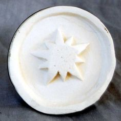 74: 10-pointed Star  Cookie Stamp