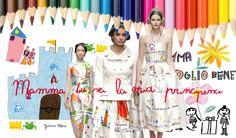 Dolce & Gabbana Fall 2015 inspired editorial on Behance