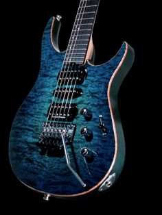 Bruno Traverso Guitars: Joy