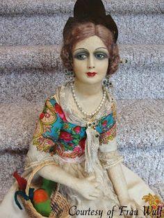 Frau Wulf's Boudoir Doll