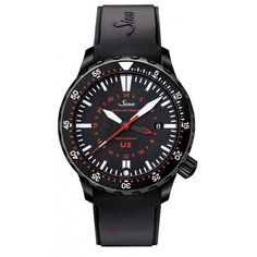 #Sinn #U2 S - Rubber Strap | Sinn #Watches | Watches | Page And Cooper