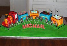 Train Cake cakepins.com