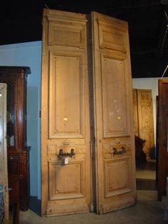 Haussmanien Doors