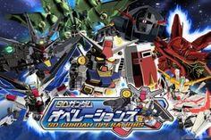 SD Gundam Operation: la versione Tablet.