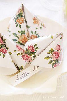 ee30cc4be08d Free Vintage Rose Fortune Cookie Printable