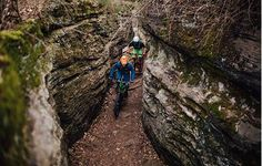 Why Bentonville, Arkansas Is the Hottest New Place for Mountain Biking