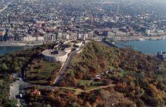 Citadella in Budapest, Hungary
