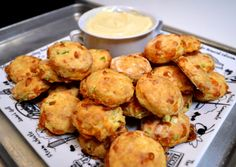 Cheddar jalapeño biscuits with bacon honey butter . . . . bacon, honey butter? Seriously? I have to try this.