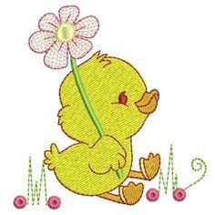 Lucky The Little Duck 5 - 4x4