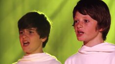 Here is a fantastic contribution to the Christmas spirit.  --  Libera - Gaudete