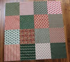 Quilts In The Barn: Christmas twister quilt and a bonus quilt!!