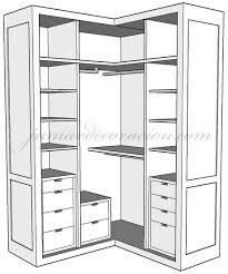 Closet Layout 806918458223699360 - Best bedroom closet decor layout ideas Source by ervipanej