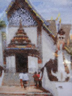 Inspiration : Cross-Stitch