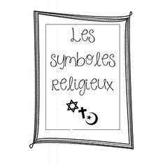 Les symboles religieux Religions Du Monde, Les Religions, Blog Planning, Social Studies, Classroom, Teacher, Education, Learning, School