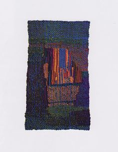"""Sheila Hicks, From """"50 Years"""", 2010"""
