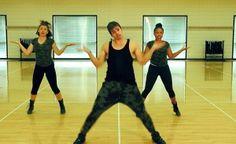 Shawn Johnson's The Body Department - Pretty Girls Hip-Hop Cardio Dance Workout