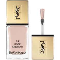 Nail Polish | Premium Nail Care Products | YSL Beauty ($24) ❤ liked on Polyvore featuring beauty products, nail care, nail polish, yves saint-laurent nail polish and yves saint laurent