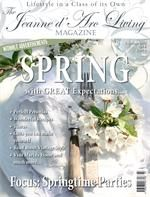 April Issue $14 (Promo! No shipping this month only ~my shabby streamside studio
