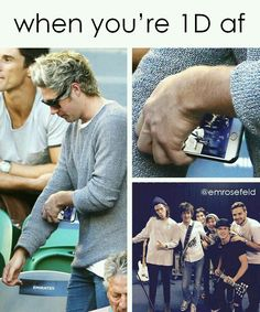 love yourself as much as niall loves one direction. Now we all know that the biggest Directioner is the only Niall Horan! One Direction Wallpaper, One Direction Humor, One Direction Pictures, I Love One Direction, 1d Imagines, James Horan, Wattpad, Thing 1, 5sos
