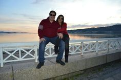 Ya se está escondiendo sol!! Nos deja su mejor sonrisa hasta mañana!! #anabelycarlos lo disfrutan en todo su esplendor!! blog.carlossanin.com