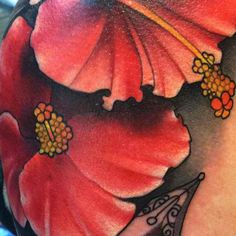 Just....WOW!!!  Amanda Grace Leadman by Black 13 Tattoo, via Flickr