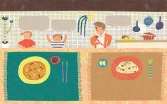 jang young illustration