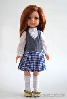 Девочка от Паолы Рейна и платья, много платьев ♥ / Одежда и обувь для кукол…