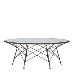WHISK COCKTAIL TABLE ROUND - JANUS et Cie