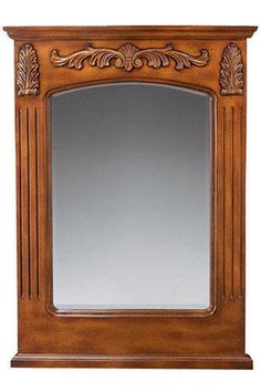 Rectangular Decorative Single Mirror - Bathroom Mirror - Bath | HomeDecorators.com