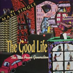 Prince &  NPG- The Good Life Maxi Single CD (1995) 6 Track Import Hard To Find #Funk