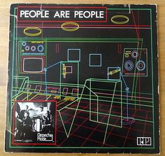 Depeche Mode : People Are People - UK rare BBC Radioplay Music Library 1986