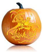 Pumpkin carving web site
