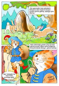 cizmeli kedi