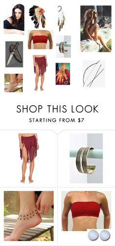 """""""Tiger Lily"""" by girlwhosparkles ❤ liked on Polyvore featuring ále by Alessandra, Boohoo, NOVICA and Anni Jürgenson"""