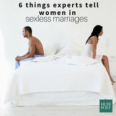 Causes of a sexless marriage