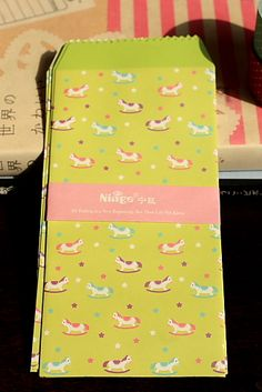 This is really kawaii envelope set, perfect for packing your gift or message card.- Weight: 25g (0.8…