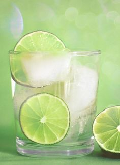 water + lime = my favourite beverage