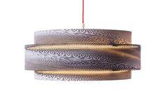 Lámpara de cartón Feitizo | Lamparasdecarton.com | CoolMaison