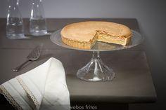 Una nueva receta de tarta de almendra, muy sencilla y está deliciosa