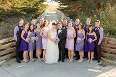 Beautiful real #wedding in #LittleBorrowedDress