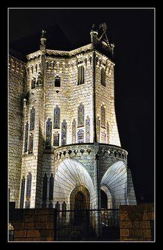 0045-PALACIO EPISCOPAL DE ASTORGA (Leon) | ¡Inconfundible Ga… | Flickr