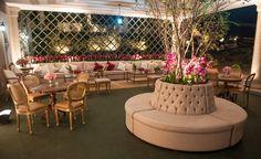 Casamento moderno: lounge - Foto Paulo & Cida Photography