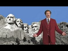 Anchorman 2: The Legend Continues: Make Rushmore Classy --  -- http://wtch.it/1SMpv