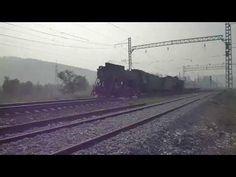 Настоящий паровоз на Байкале
