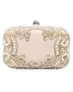 Zara clutch to add a touch of sparkle for winter nights out! #glossyboxoriginalbeauty