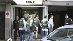 Más de 50 detenidos, 250 millones de euros de dinero público malversado, 11 delitos, 15 registros...